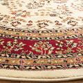 """""""Lyndhurst Collection 2'-3"""""""" X 8' Rug in Black And Tan - Safavieh LNH331D-28"""""""
