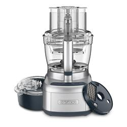 Cuisinart Elemental 13-Cup Food Processor with Dicing Kit, Grey
