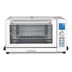 Cuisinart Deluxe Convection Toaster Oven Broiler, White