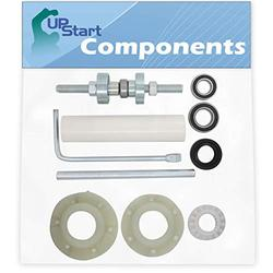 W10447783 Washer Tub Bearing Installation Tool & 280145 Hub Kit Replacement for Whirlpool WTW8800YW0 Washing Machine - Compatible with W10447783 Tool Kit & W10820039 Basket Hub Kit