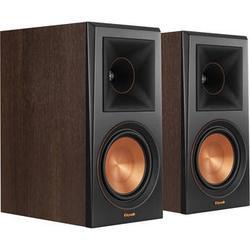 Klipsch Reference Premiere RP-600M 2-Way Bookshelf Speakers (Walnut, Pair) 1065805