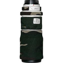 LensCoat Lens Cover for the Canon 300mm f/4 IS Lens (Forest Green) LC3004FG