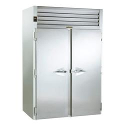 """Traulsen ARI232LUT-FHS 68"""" Two Section Roll In Refrigerator, (2) Right Hinge Solid Doors, 115v"""