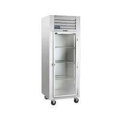 "Traulsen G11011-032 30"" One Section Reach In Refrigerator, (1) Left Hinge Glass Door, 115v"