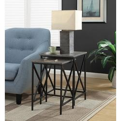 Tucson Nesting End Tables - Convenience Concepts 161869WGY