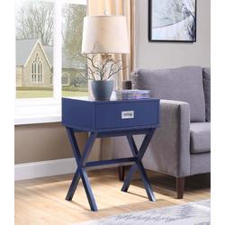 Designs2Go Landon End Table - Convenience Concepts 203145CBE