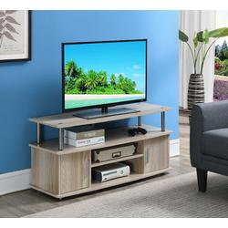 Designs2Go Monterey TV Stand - Convenience Concepts 151401IW