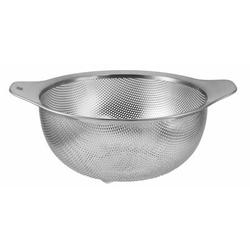 Craft Kitchen Stainless Steel 2.5 Qt. Colander Stainless Steel/Metal in Gray, Size 4.25 H x 10.75 W x 8.87 D in   Wayfair 80061