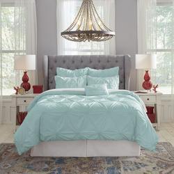 Pointehaven Duvet Cover Set Cotton/100% Cotton/100% Cotton Percale in Blue, Size Single/Euro Single Duvet Cover | Wayfair 200KSDSAQTT