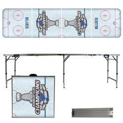 """""""St. Louis Blues 2019 Stanley Cup Champions Ring Tailgate Table Hockey Game"""""""
