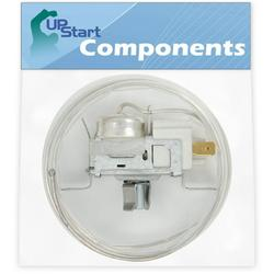 2198202 Cold Control Thermostat Replacement for Kenmore / Sears 10657369700 Refrigerator - Compatible with WP2198202 Refrigerator Temperature Control Thermostat - UpStart Components Brand
