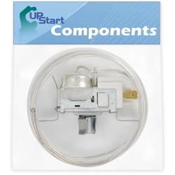 2198202 Cold Control Thermostat Replacement for Kenmore / Sears 10652584200 Refrigerator - Compatible with WP2198202 Refrigerator Temperature Control Thermostat - UpStart Components Brand
