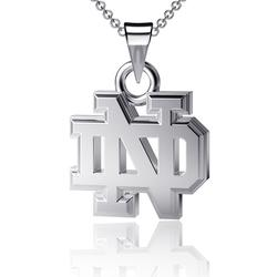 Women's Dayna Designs Notre Dame Fighting Irish Pendant Necklace