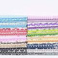 """Killer's Instinct Outdoors 63pcs 10"""" x 10"""" Cotton Quilt Mixed Florals, Gingham, Dots, Stars Pattern Cotton Craft Fabric Bundle Patchwork Sheet Pre-Cut Sewing Tissue for Quilting Fabric for Sewing Squares Sheets DIY Sewing Quilt, Handmade Scrapbooking..."""