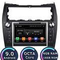 ROADYAKO 8inch Android 7.1 Navigation GPS de Voiture pour Toyota Camry 2012 2013 2014 2015 2015 Radio Auto stéréo avec Navigation GPS 3G WiFi Lien de Miroir RDS FM AM Bluetooth Audio Vidéo