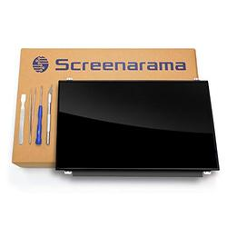SCREENARAMA New Screen Replacement for B156HAB01.0, FHD 1920x1080, OnCell Touch, LCD LED Display with Tools