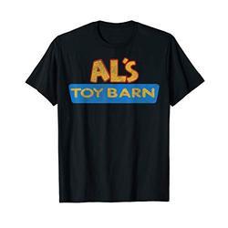 Disney Pixar Toy Story Al's Toy Barn Distressed Logo T-Shirt