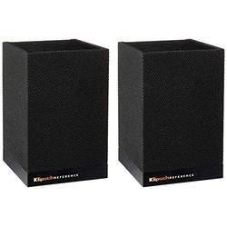 Klipsch Surround 3 Speaker Pair, Black, Model:1067530