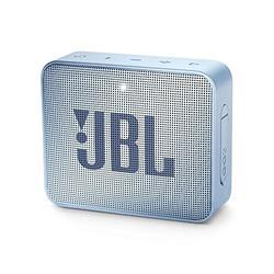 JBL GO2 - Waterproof Ultra Portable Bluetooth Speaker - Cyan