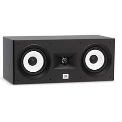 """JBL Stage 125 2-Way Dual 5.25"""" Woofers 1"""" Alluminum Tweeter Center Loudspeaker"""