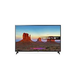 TV LED 4K 108 cm LG 43UK6200 - Téléviseur LCD 43 pouces - TV Connectée : Smart TV - Netflix - Tuner TNT/Câble/Satellite