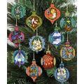 G.DeBrekht Ornaments - 12 Days of Christmas Wood Ornament Set
