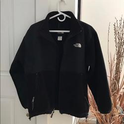The North Face Jackets & Coats | Black North Face Fleece | Color: Black | Size: Xlj