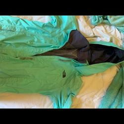 The North Face Jackets & Coats   Light Bluemint Northface Rain Jacket   Color: Blue   Size: S