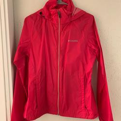 Columbia Jackets & Coats   Columbia Rain Jacket   Color: Pink   Size: M