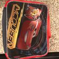 Disney Other   Lighting Mcqueen Lunch Tote   Color: Black/Red   Size: Os