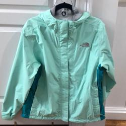 The North Face Jackets & Coats   North Face Rain Jacket   Color: Green   Size: L