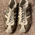 Coach Shoes | Coach Tennis Shoes | Color: Cream | Size: 7.5