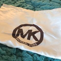 Michael Kors Accessories | Michael Kors Slip For Handbags | Color: Brown/Cream | Size: Os