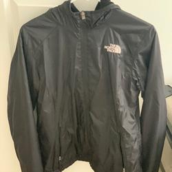 The North Face Jackets & Coats   North Face Rain Jacket With Fleece Interior   Color: Black   Size: S