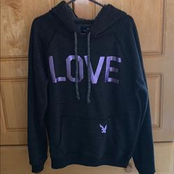 American Eagle Outfitters Sweaters | American Eagle Sweatshirt | Color: Gray | Size: M