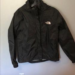 The North Face Jackets & Coats | North Face Rain Jacket | Color: Black | Size: S