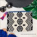 Anthropologie Bags | Anthropologie Beaded Bag | Color: Black/White | Size: Os