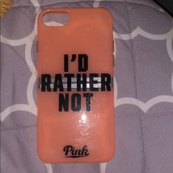 Pink Victoria's Secret Other   Iphone 7 Case From Pink   Color: Orange   Size: Iphone 7