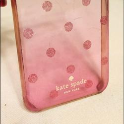 Kate Spade Other | Authentic Kate Spade Iphone X Case | Color: Pink | Size: Os