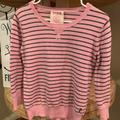 Pink Victoria's Secret Sweaters | $$$ Pink By Victoria Secret Sweater | Color: Gray/Pink | Size: L