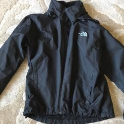 The North Face Jackets & Coats   Black The North Face Rain Jacket   Color: Black   Size: M
