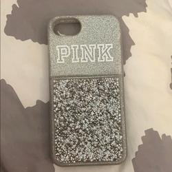 Pink Victoria's Secret Other   Iphone 6 Case   Color: Silver   Size: Iphone 6