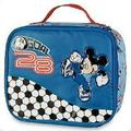Disney Other | Disney Soccer Mickey Mouse Lunch Box Tote Vintage | Color: Black/Blue | Size: Os