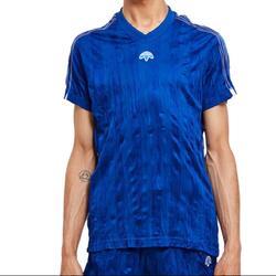 Adidas Shirts   Adidas Alexander Wang Blue Soccer Jersey Medium   Color: Blue   Size: M