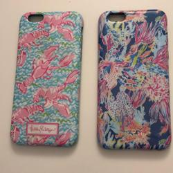 Lilly Pulitzer Other   Iphone Cases   Color: Pink   Size: Iphone 67