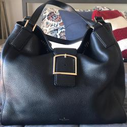 Kate Spade Accessories   Brand New Kate Spade Leather Purse. Leather   Color: Black   Size: Leather Large