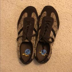 Coach Shoes   Coach Casual Shoes   Color: Brown   Size: 7.5