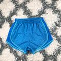 Nike Shorts | Nike Womens Running Shorts Size Xs Blue Lining | Color: Blue/Silver | Size: Xs