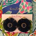 Lilly Pulitzer Accessories   Lily Pulitzer Earrings   Color: Blue/Gold   Size: Os