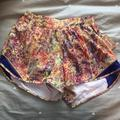 Lululemon Athletica Shorts   Lululemon Seawheeze 2019 Shorts   Color: Red/Yellow   Size: 4